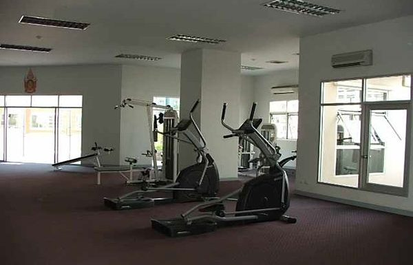 Belle-Park-Residence-Bangkok-condo-for-sale-fitness