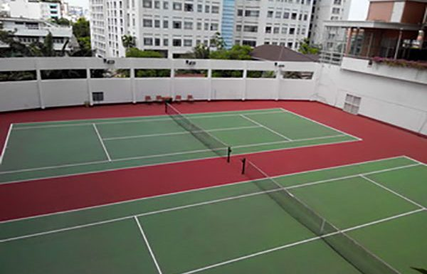 Belle-Park-Residence-Bangkok-condo-for-sale-tennis-court